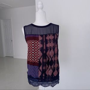 ECO Printed camisole top